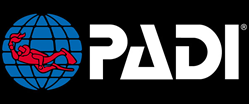 PADI - The Professional Association of Dive Instructors